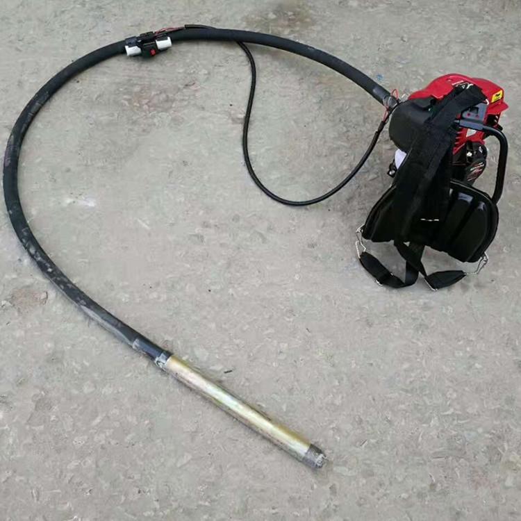 供应混凝土震动棒 背负式振动棒价格 便携式震动棒
