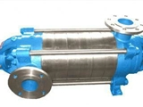 供应MD25-50*5耐磨多级泵