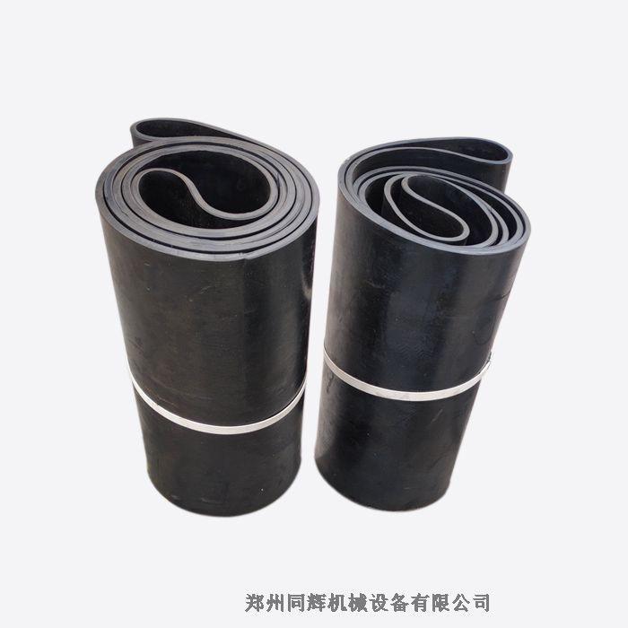 混凝土配料机输送带 环形橡胶输送带 传送带 配料机皮带