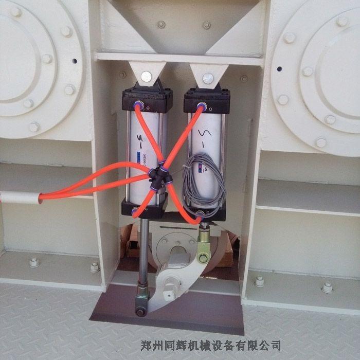 混凝土攪拌機卸料氣缸 氣動卸料開門氣缸 攪拌機配件
