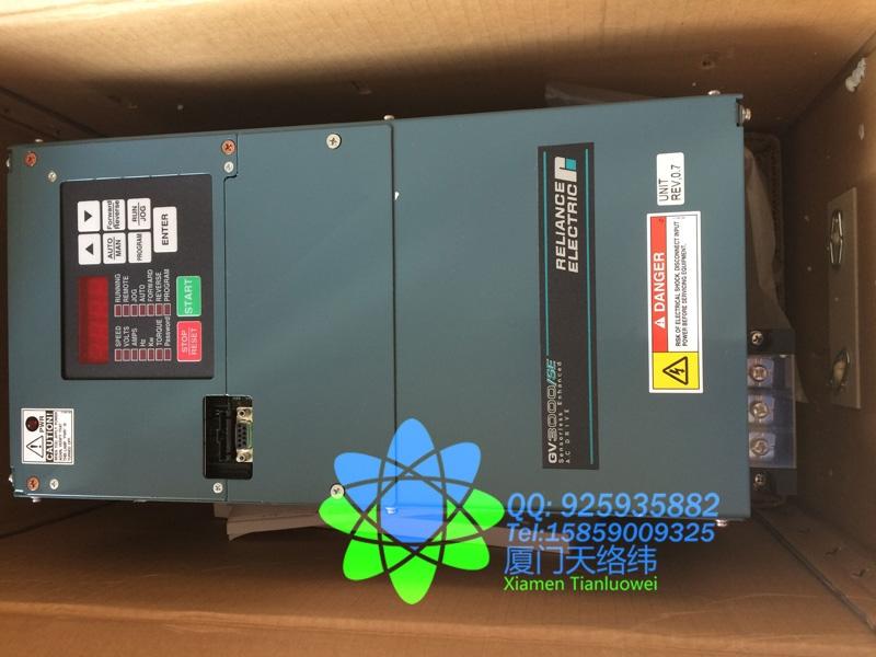 RELIANCE瑞恩驅動器200V4060 200HP 460V GV3000/SE庫存!