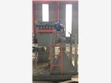 单机袋式除尘器设备体积小、处理风量大、结构紧凑使用方便
