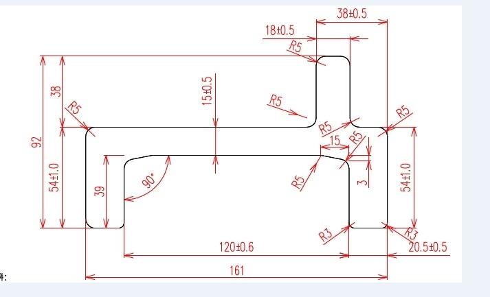 沈丘叉车槽钢材质国标规格