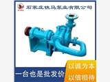 80ZJW-II壓濾機入料泵廠家安全-湖南