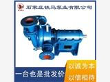 濮陽洗煤廠入料渣漿泵65SYA75-30運行條件