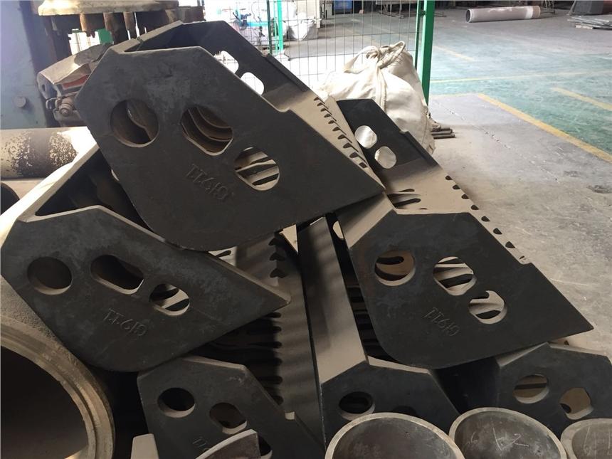 ZG3Cr24Ni7SiNRe沖孔板 鑄鋼件
