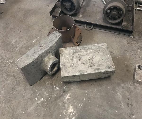 精密鑄造ZG03Cr19Ni11Mo2熱壓爐燒結墊板鑄件