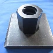 抗浮錨桿鋼筋白銀精軋螺母28mm精軋螺紋鋼筋