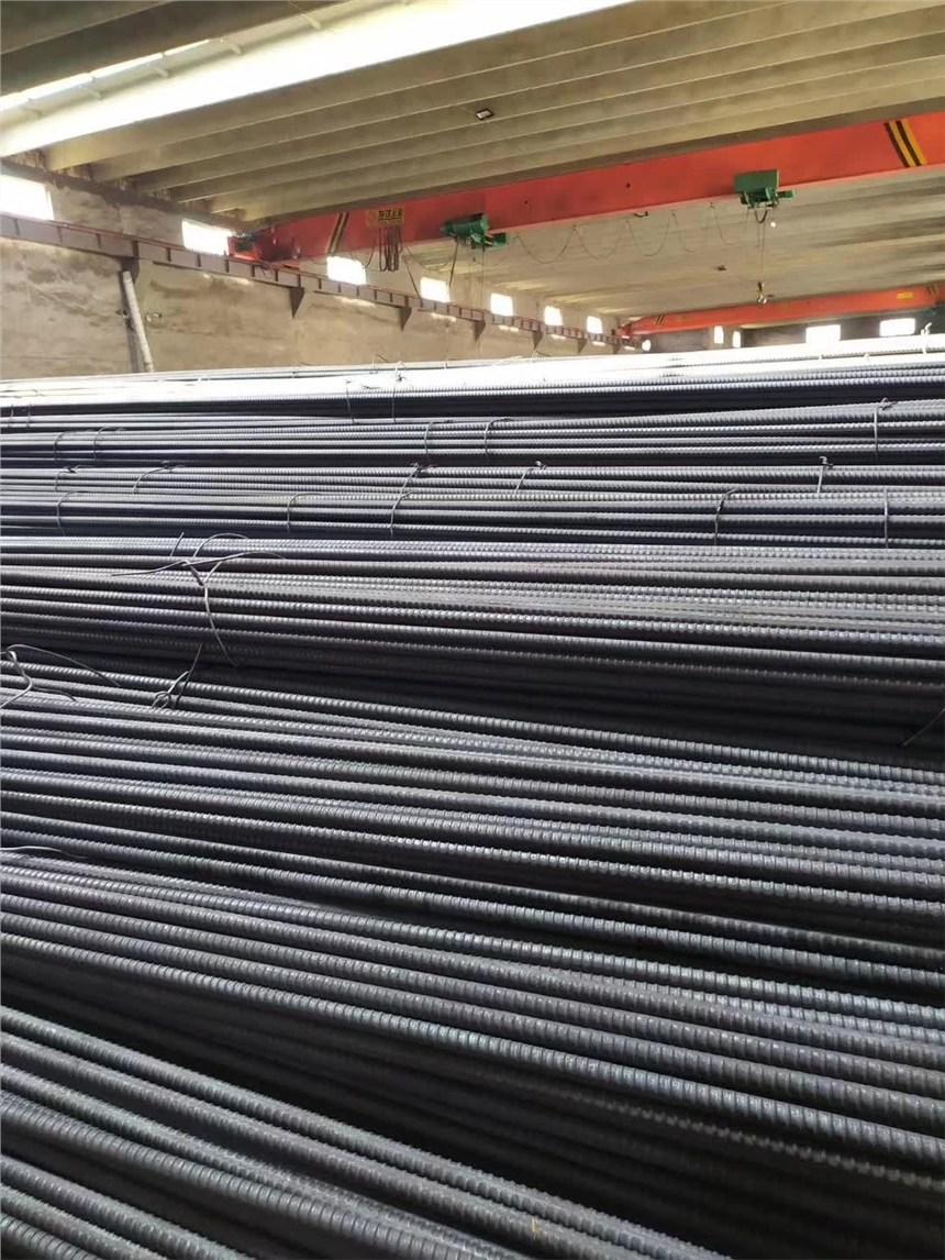 預應力鋼筋麗江專業生產廠家M22錨桿鋼螺母