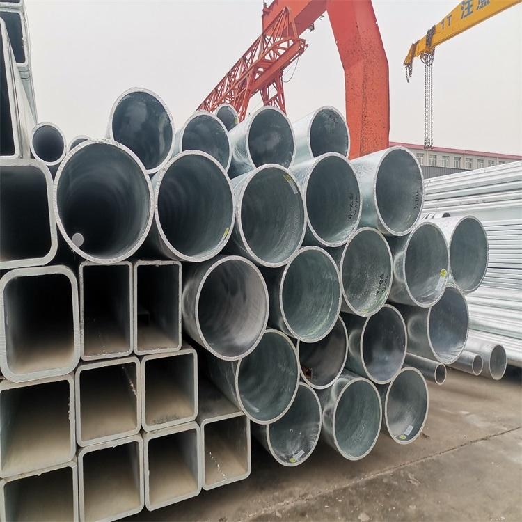 熱鍍鋅無縫鋼管 DN700熱鍍鋅鋼管 切割零售