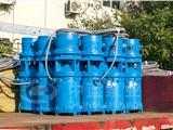 应急防汛怎么办?无需安装快速使用中吸潜水轴流泵