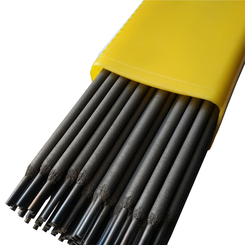 锤头专用FW4103高锰钢耐磨焊条