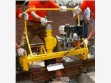 內然鋼軌打磨機NMG-4型指導安裝