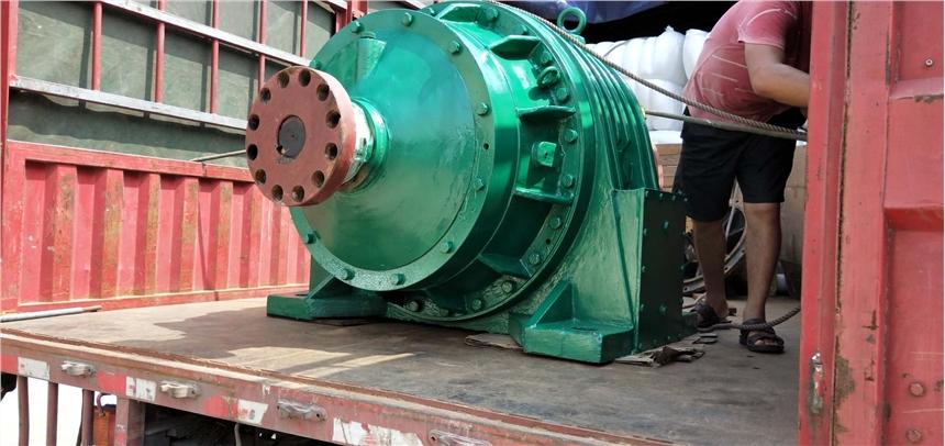 陜西漢中煤礦行業NBD630-25行星齒輪減速器 齒輪箱