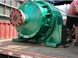 陕西汉中煤矿行业NBD630-25行星齿轮减速器 齿轮箱