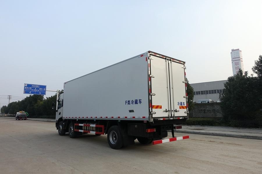 福田15噸冷藏車凍品運輸車鉅惠訂車