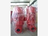 吉林消防泵厂家CCCF消防泵消防AB签消防泵型号