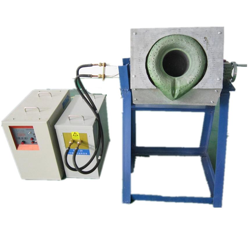 化铝炉 5公斤熔铝炉