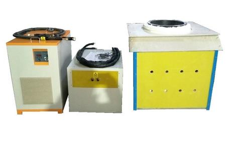 熔铜炉100公斤熔化炉销售厂家中山豪宇机电