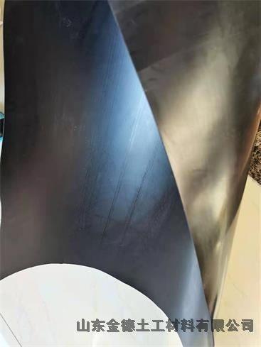 頂板防滲種植層用武夷山1.2mm高密度聚乙烯黑膜
