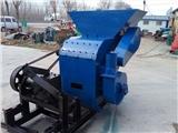 定安縣養殖場大型樹皮粉碎機530型自動上料飼料粉碎機  多少錢