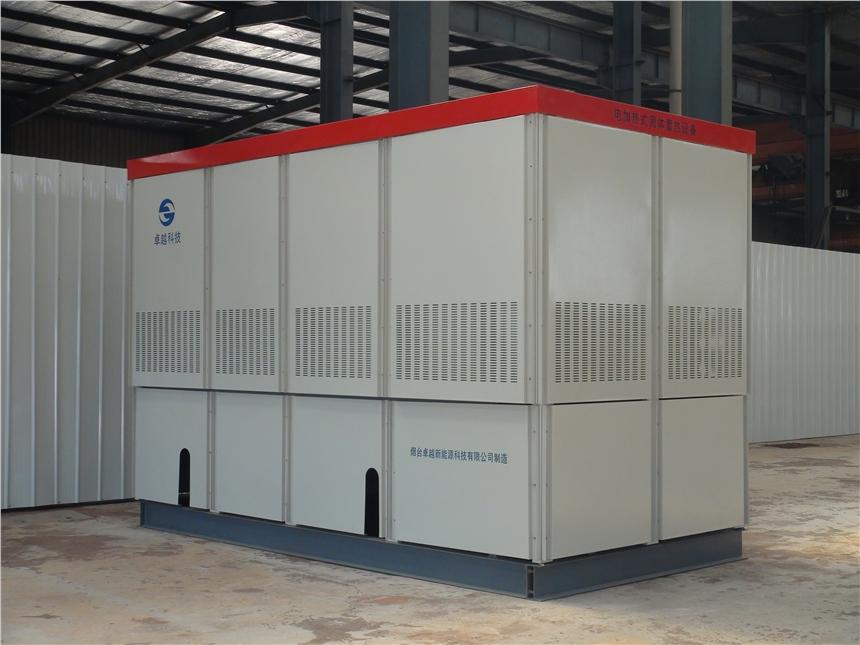 中国储能交易网,烟台卓越,固体蓄热锅炉,合同能源管理,大面积供暖