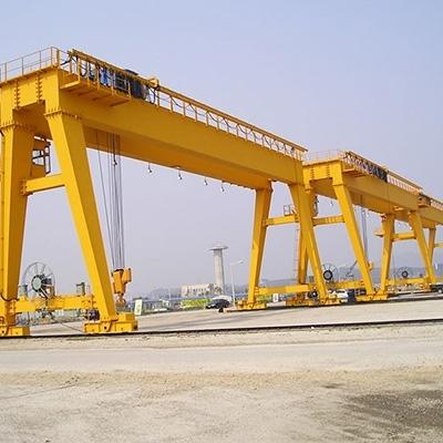 通川區1噸2噸2.8噸28.5米雙梁龍門吊多少錢