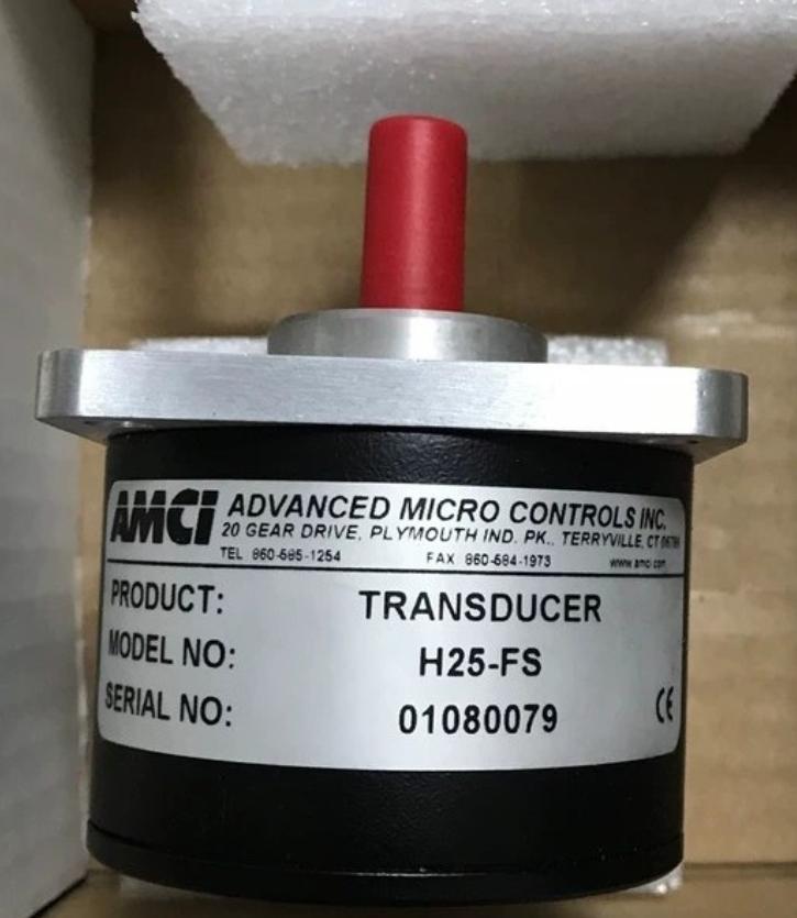 美國編碼器 -AMCI-H25-FS-05 - IP67