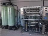 超级电容器生产水用设备|电容器清洗超纯水设备