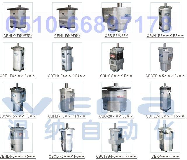 HY01-18*25齿轮油泵无锡温纳