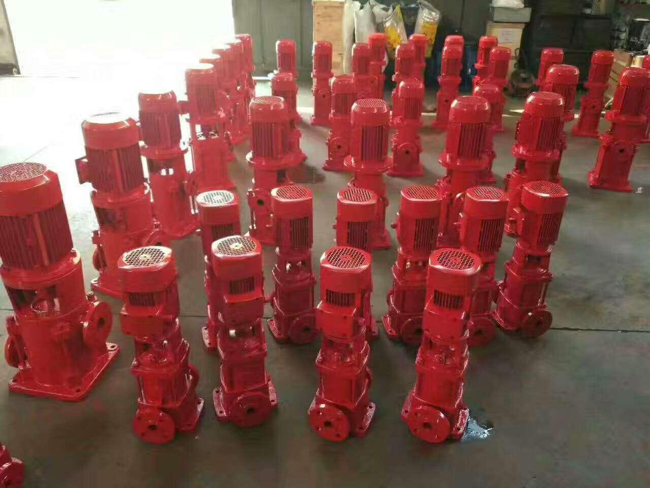 多级消防泵XBD5.8/6.67-65G-L