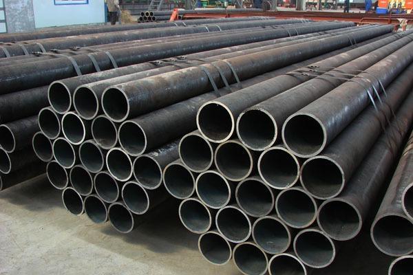 招远65MN热卷直缝钢管