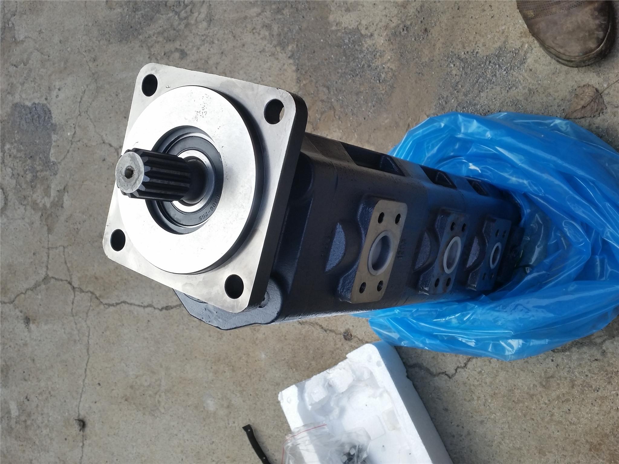 柱塞泵CQ2B32-35DFCM技術圖紙-產品-參數-圖片