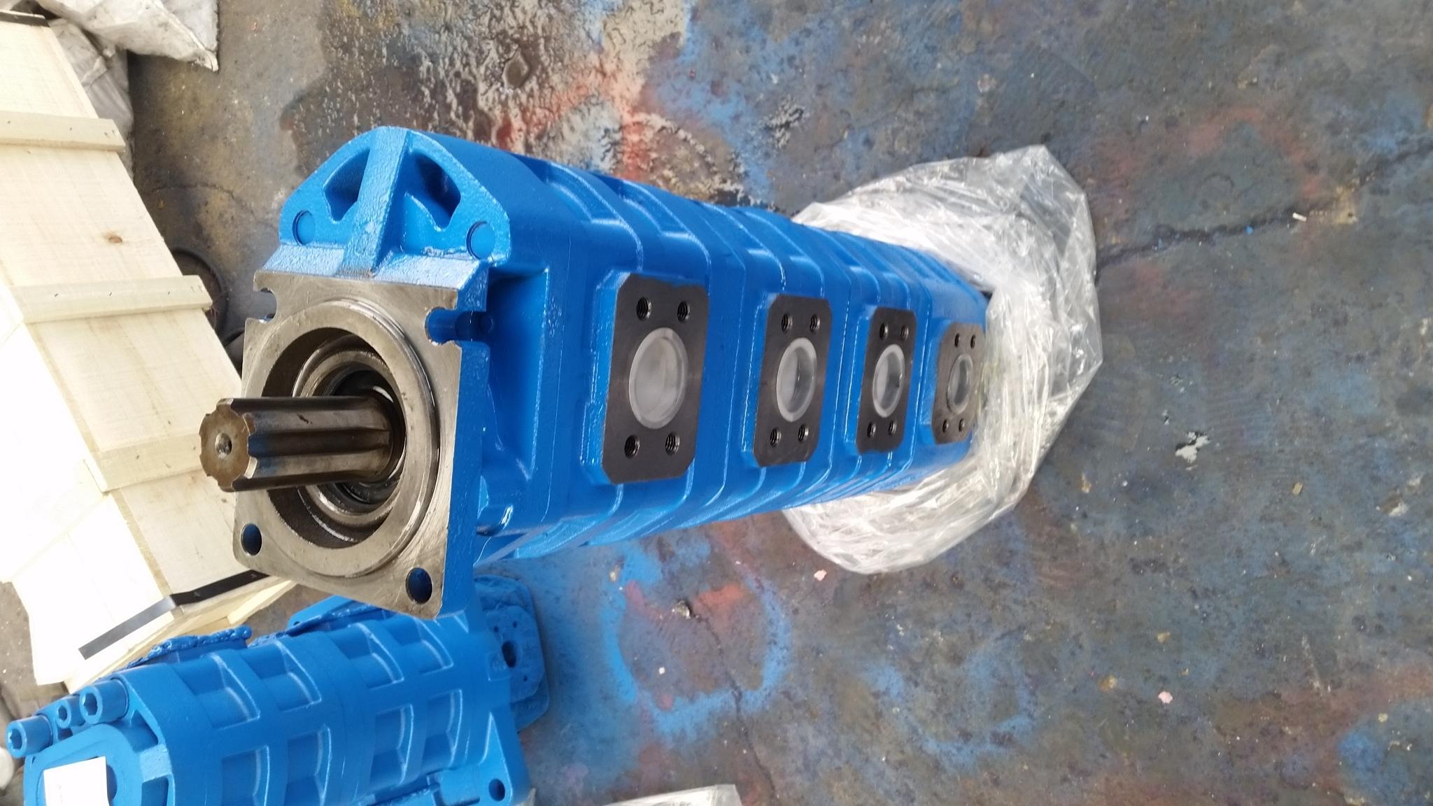 NT3-G25F小排量叶片泵技术图纸
