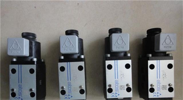阿托斯電磁閥LIQZO-A-252S4