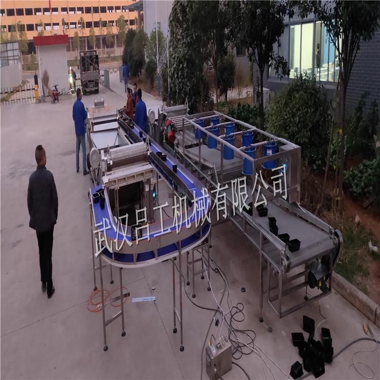 巴氏殺菌機 全自動杯裝飲料巴氏殺菌流水線 食品殺菌設備