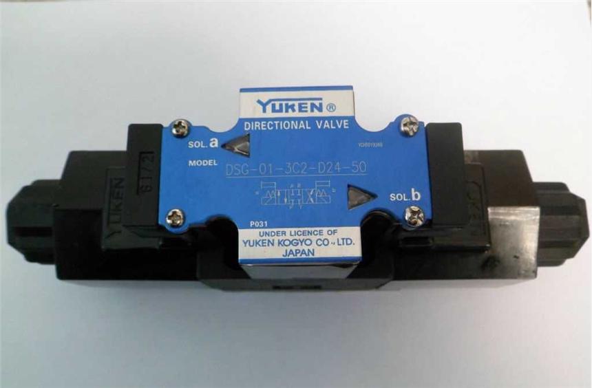 電磁閥DSHG 03 3 C 10 C1 R2 A200 N 14 油研電磁閥