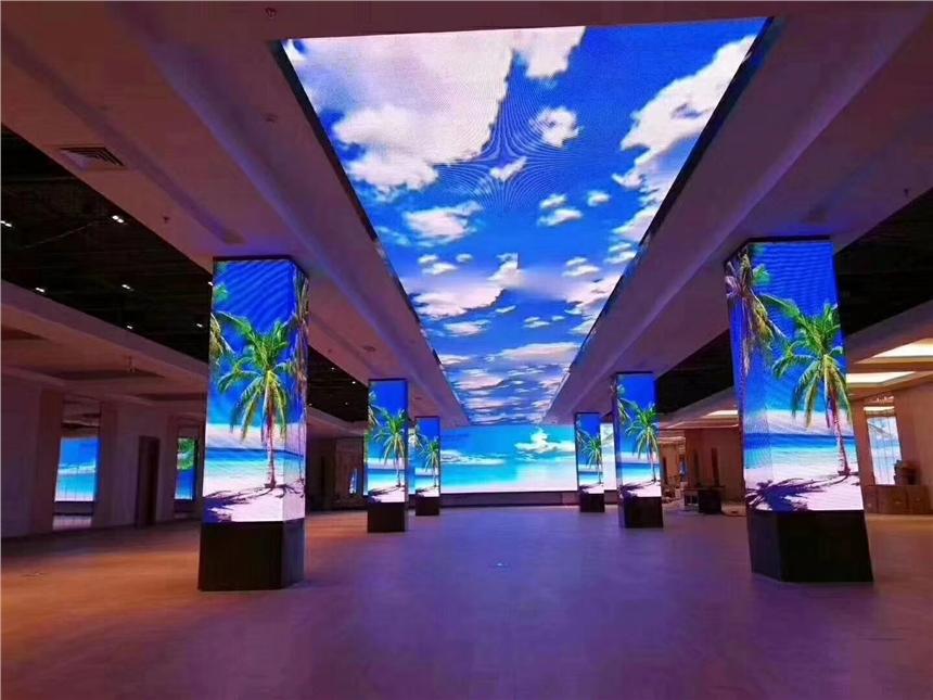 金东区led透明屏/led透明屏安装工厂价格