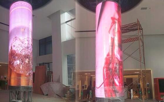 宜州市led透明屏/led透明屏安装工厂价格