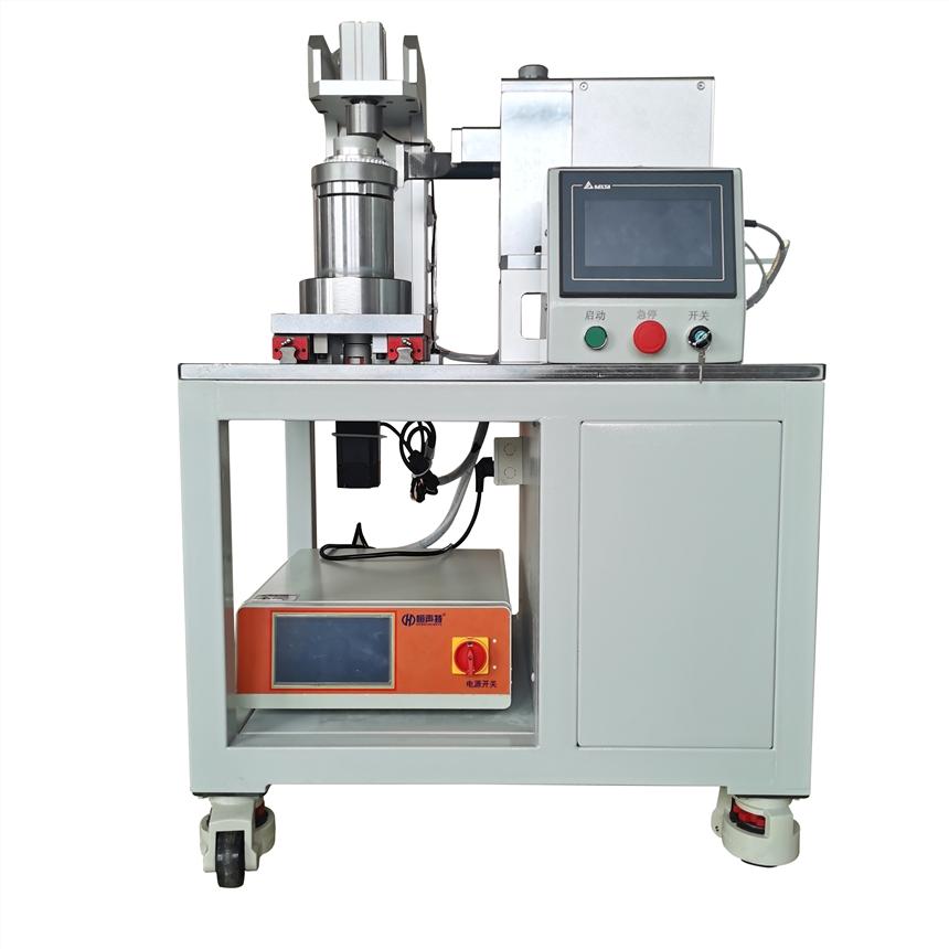 戶外用具鋁片與鋁片焊接超聲波金屬焊接機 生產廠家