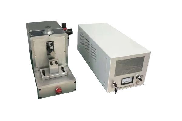 銅編織線與銅端子焊接超聲波金屬點焊機 生產廠家