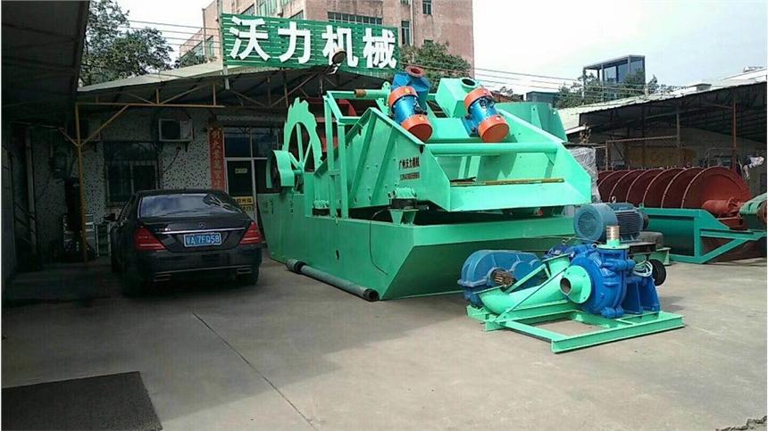 沃力重工-制砂机,制砂设备厂家