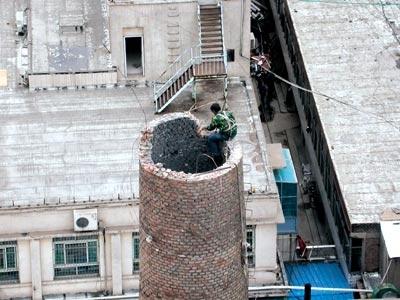 宁夏固原市砖烟囱拆除企业|蜘蛛人2021|欢迎您|