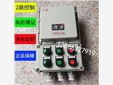 BQC53防爆電磁起動器 5.5KW2路啟停控制