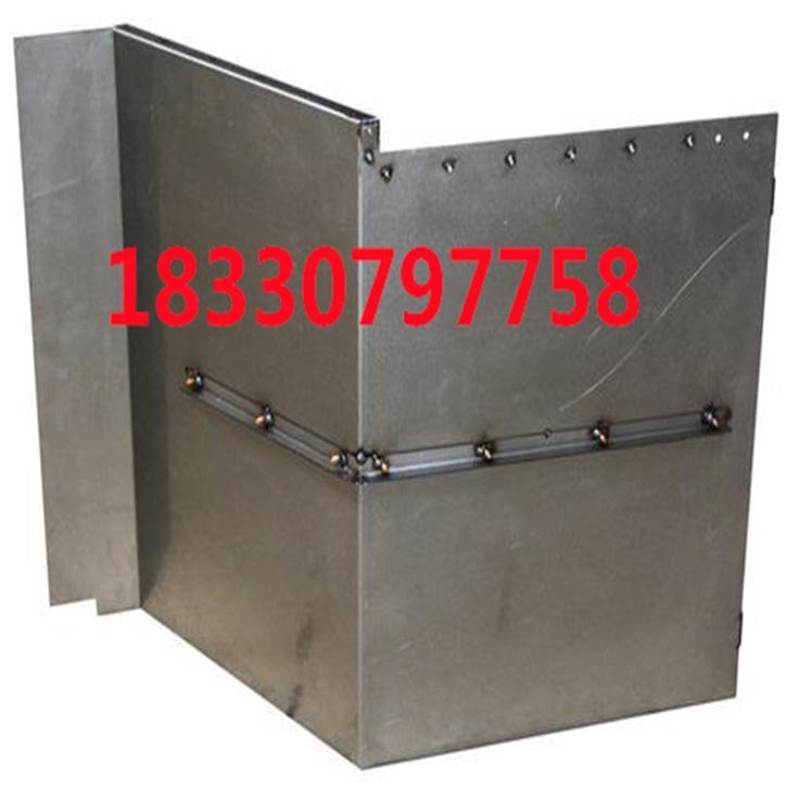 南京華星YHK-CK6140/750加工中心XY軸鋼板防護罩   客戶信賴