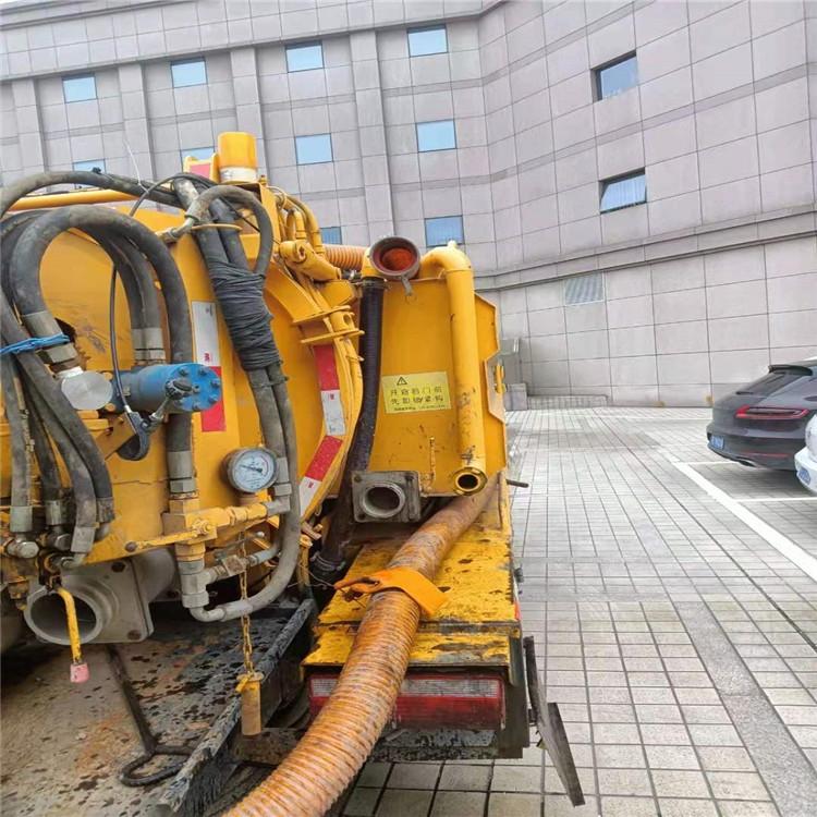 无锡新区管道清淤 清理化粪池 抽泥浆电话