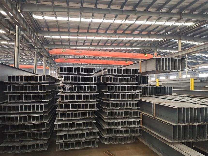 固原高频焊H型钢长度不限 长度5米