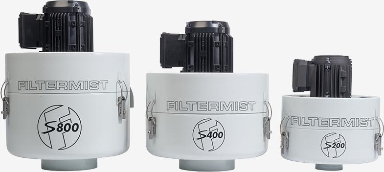 油霧收集過濾器Filtermist S800