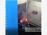 武漢高頻淬火機-設備-淬火機床生產廠家撥叉淬火