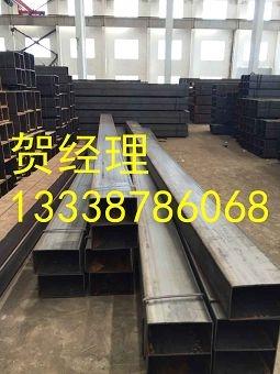 常州厚壁矩形管 140*140*5Q355B方管 工業